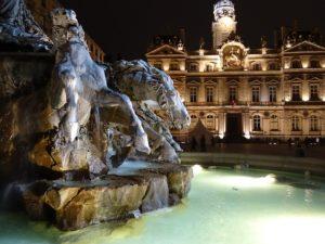Ranska Lyon Bartholdi