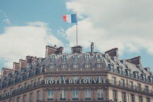 Hotelli Ranskassa