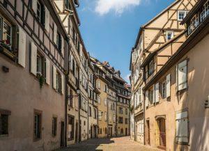 Tekemistä Alsacen alueella