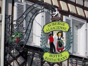 Hotelli Alsace