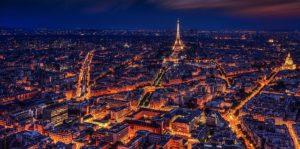 Pariisi loma ystävänpäivänä tai häämatkaksi